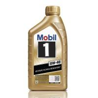 美孚(Mobil)金裝美孚1號 全合成機油 0W-40 SN級 1L