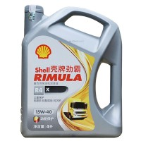 殼牌(Shell) 柴機油殼牌勁霸R3 CI-4 15W-40 4L
