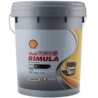 殼牌(Shell) 柴機油殼牌勁霸R4 CI-4 15W-40 18L